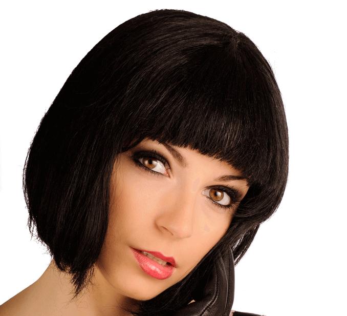 Los peinados más favorecedores para una cara alargada