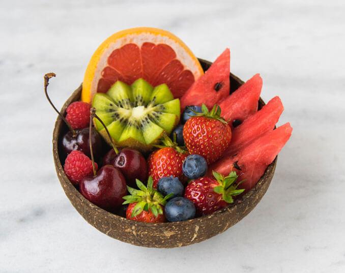 Mascarilla casera de frutas para cuidar tu piel
