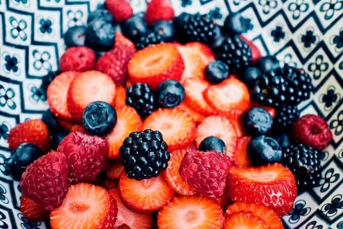 Los mejores alimentos antienvejecimiento