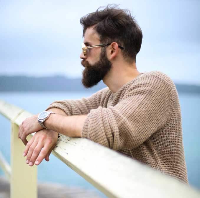 Así crece la barba