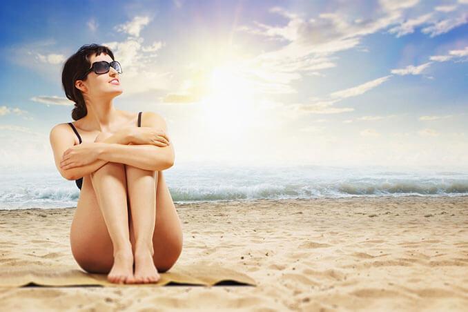 Cuida tu piel de la exposición solar - El Círculo de la Belleza