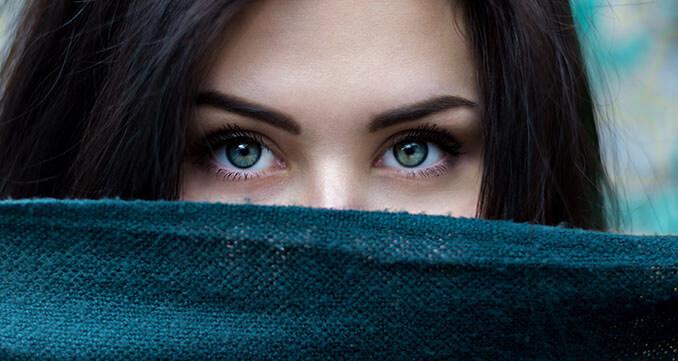 Tus ojos nos dicen cuál es tu color de cabello ideal - El Círculo de la Belleza
