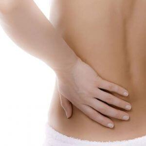 Drenaje linfático en la cadera
