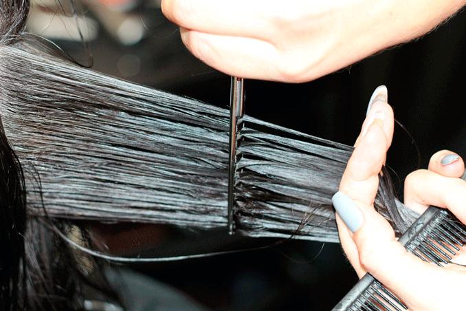 Beneficios de cortar el cabello en cuarto creciente - El Círculo de la Belleza