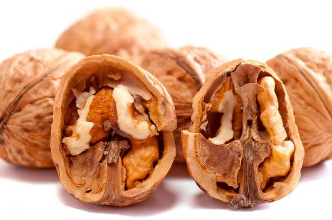 Las nueces se encuentran entre los mejores alimentos antienvejecimiento
