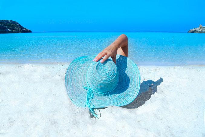 Remedios naturales para proteger el pelo del sol
