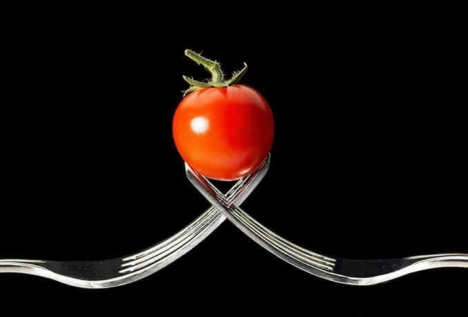 El tomate tiene propiedades antioxidantes - El Círculo de la Belleza